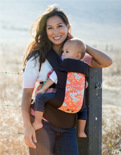 Beco Baby Carrier Gemini Sunset Espresso
