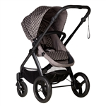 Mountain Buggy Cosmopolitan Luxury Stroller - Geo