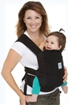 Moby Go Carrier Black