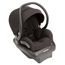 Maxi-Cosi Mico AP Infant Seat - Devoted Black