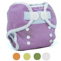 Thirsties Duo Wrap Diaper Cover - Hook and Loop Closure