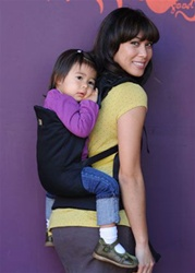 Beco Baby Carrier Butterfly II 2 Metro Black