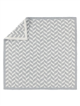 Barefoot Dreams Cozychic Mini Chevron Blanket