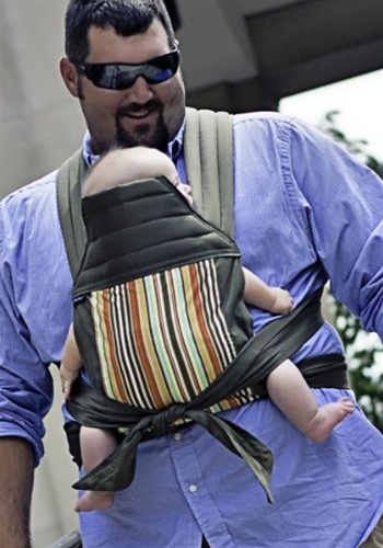 054192f974b BabyHawk Mei Tai Baby Carrier Olive Stripes on Olive