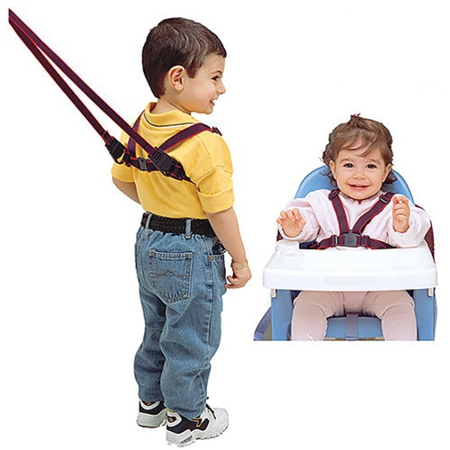 Jolly Jumper Safety Harness Baby Leash | DaintyBaby.com