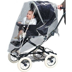 Jolly Jumper Weathershield Single Stroller Raincover