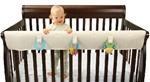 Leachco Organic Easy Teether XL Crib Rail Cover Ivory