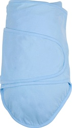 Miracle Blanket Swaddling Blanket Blue
