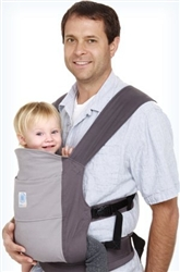 Moby Go Carrier Grey