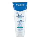 Mustela 2-in-1 Hair & Body Wash