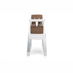 Nuna Zaaz High Chair Almond