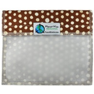 Planet Wise Reusable Window Sandwich Bag