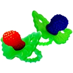 Razbaby Rasberry Teether 2 Pack