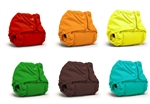 Rumparooz Newborn Diaper Covers - Snap - 6 Pack