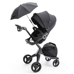 Stokke XPLORY Stroller - True Black Limited Edition
