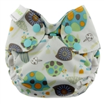 Blueberry Simplex Newborn All-in-One Cloth Diapers